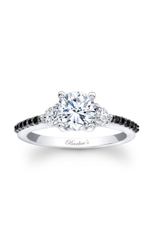 Barkev's Three Stone Diamond Ring #7539LBK product image