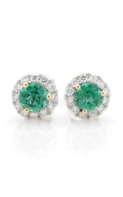 Gemstone Earrings's image