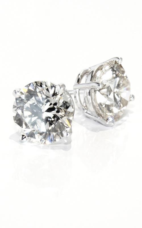 Diamond Stud Earrings product image