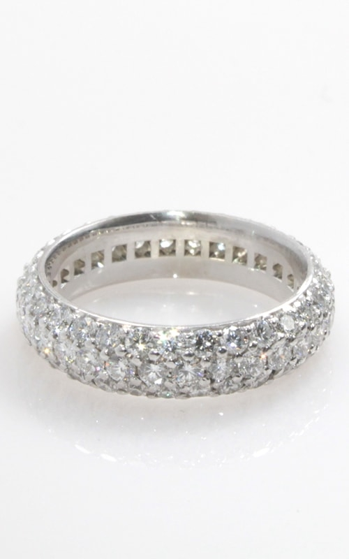 18K Diamond Eternity Band DBHIL01802 product image