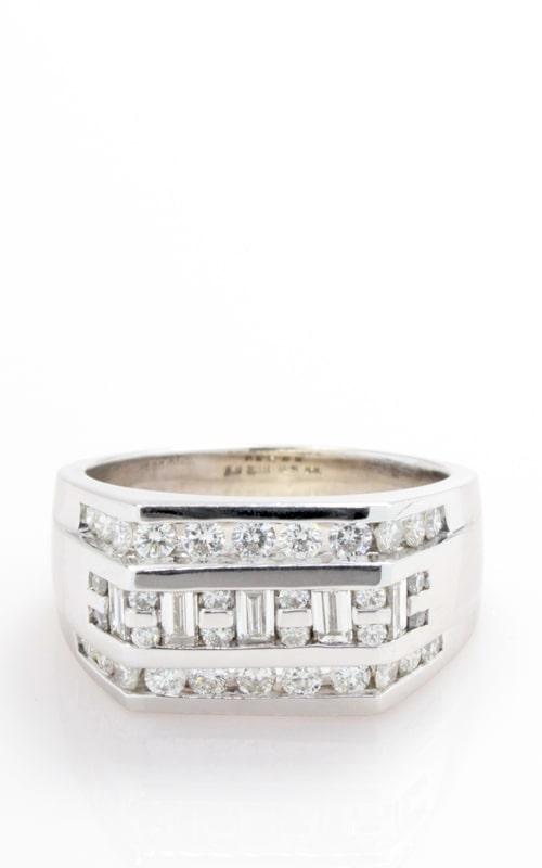 14K Men's Diamond Ring, DRG4W00331 product image