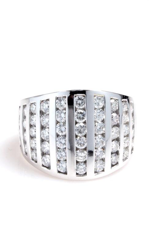 18K White Gold 2ct Diamond Ring product image