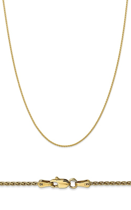 14K 1.5mm Parisian Wheat Chain product image
