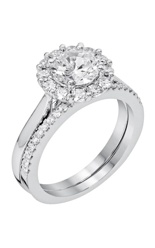 14K Gold Diamond Band BARON00055 product image