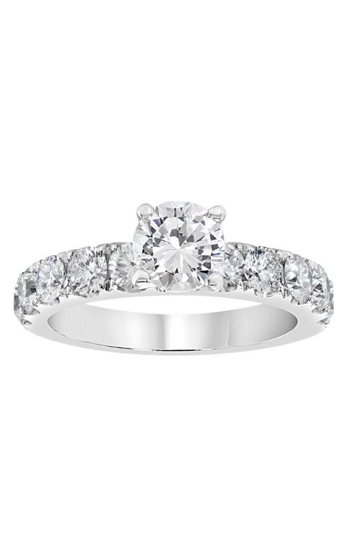 14K Classic Diamond Engagement Ring BARON00216 product image