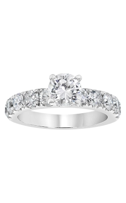 14K Classic Diamond Engagement Ring BARON00216 product image