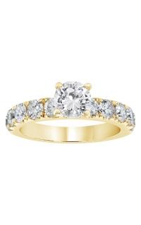 14K Classic Diamond Engagement Ring BARON00216-Y product image