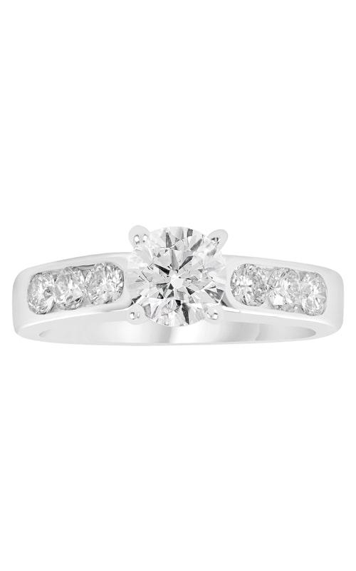 14K Classic Diamond Engagement Ring BARON00240 product image