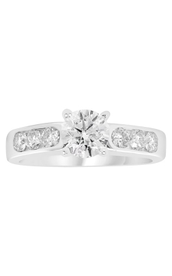 14K Classic Diamond Engagement Ring BARON00240 product image