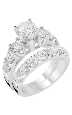 7 Stone 1.25ct Diamond Wedding Band BARON00273 product image