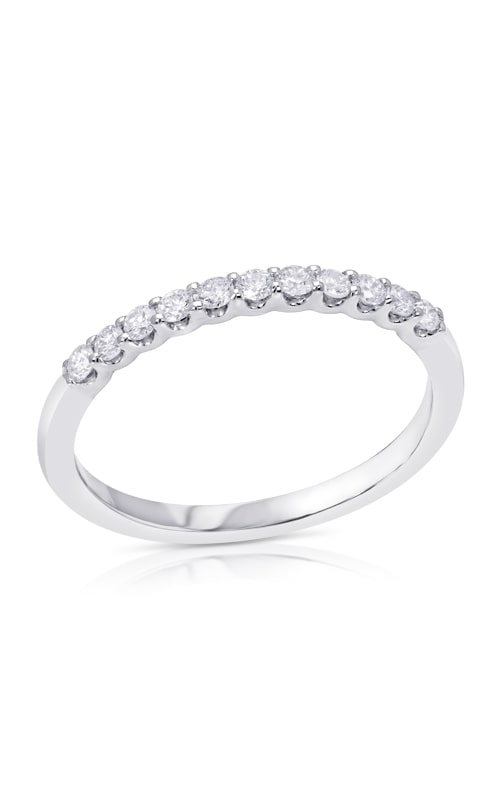 14K U-Prong Diamond Wedding Band BARON00414 product image