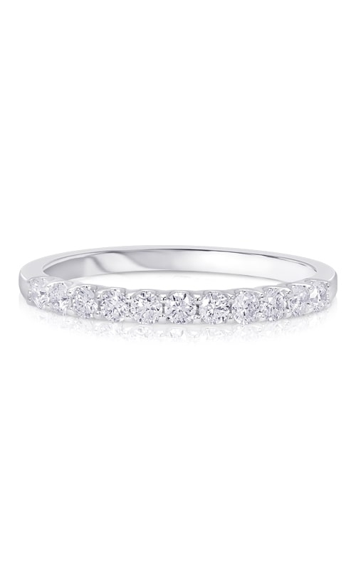 14K U-Prong Diamond Wedding Band BARON00430 product image