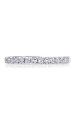 14K White Gold Diamond Band BARON00489 product image