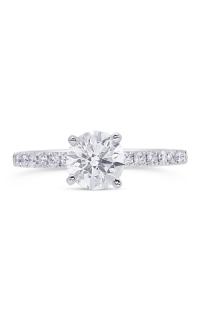 14K Classic Diamond Engagement Ring BARON00570 product image