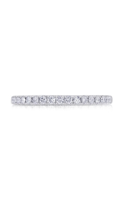 14K White Gold Diamond Band BARON00562 product image