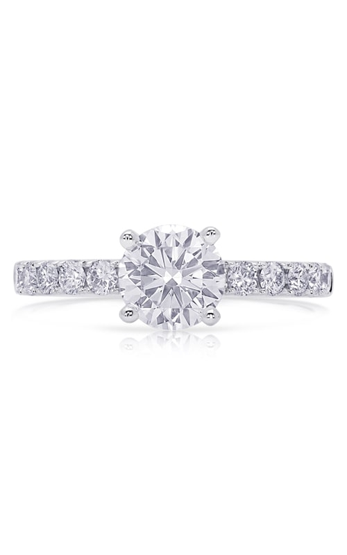 14K Classic Diamond Engagement Ring BARON00612 product image