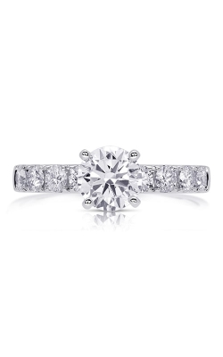 14K Classic Diamond Engagement Ring BARON00653 product image