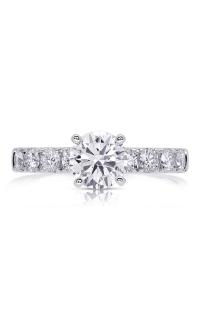 14K Classic Diamond Engagement Ring BARON00653 product image