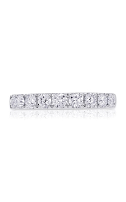 14K White Gold Diamond Band BARON00646 product image
