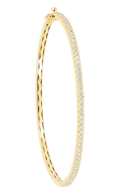 14K Diamond Bangle Bracelet RB60016Y product image