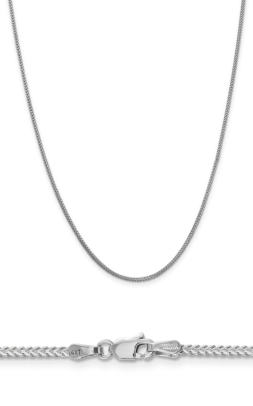 14K 1.3mm Franco Chain product image