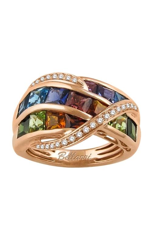 Capri 14K Diamond & Multi-Color Ring R9250PG14M-SO product image