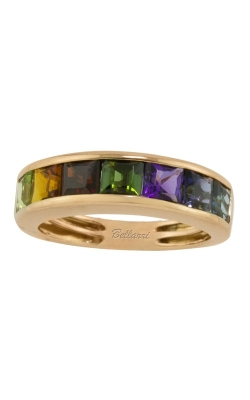 Bellarri Eternal Love 14K Rose Gold Multi-Color Ring, Style# 689802 product image