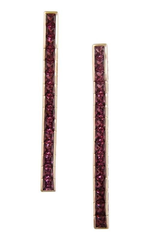 Eternal Love 14K Rhodolite Stiletto Earrings product image