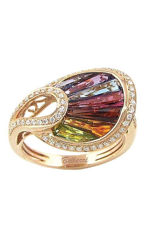 La Bouquet 14K Rose Diamond & Multi-Color Ring product image