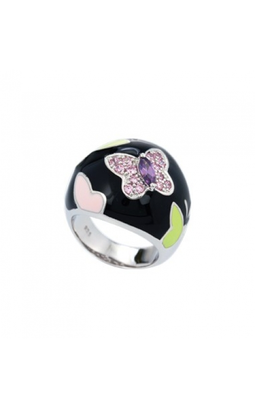 Papillon Black Ring product image