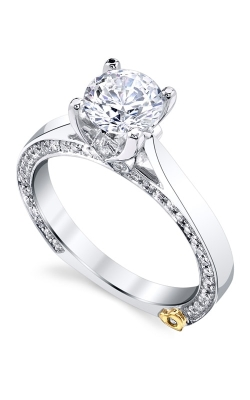 Mark Schneider Crave 14K White Gold Engagement Ring 20320 product image