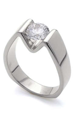 Mark Schneider Blissful 14K White Gold Engagement Ring Style 14992 product image