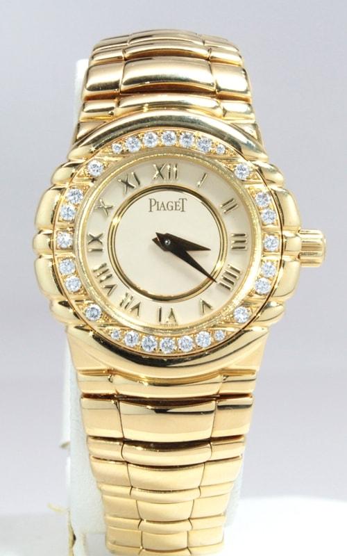 Piaget Tanagra 16033 M 401D Diamond Watch product image