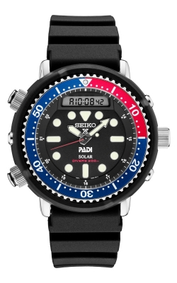 Seiko Prospex Modern 1982 Hybrid Diver's Special Edition Watch SNJ027 product image