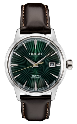 Seiko Presage Automatic Green Dial Watch SRPD37 product image