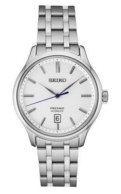 Seiko Presage Automatic White Dial Watch SRPD39 product image