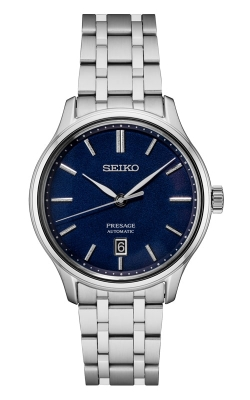 Seiko Presage Automatic Blue Dial Watch SRPD41 product image