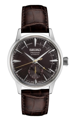 Seiko Presage Automatic Brown Dial Watch SSA393 product image