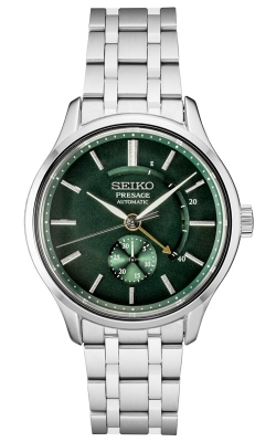 Seiko Presage Automatic Green Dial Watch SSA397 product image