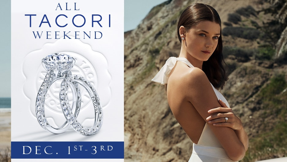All Tacori Weekend at Barons