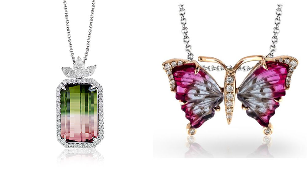 Simon G Garden Collection at Barons Jewelers