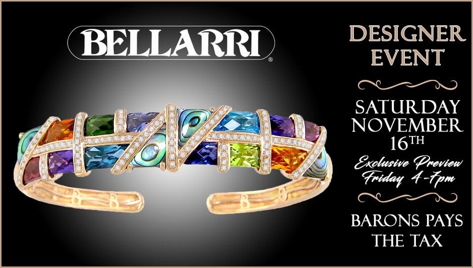 Bellarri Designer Event