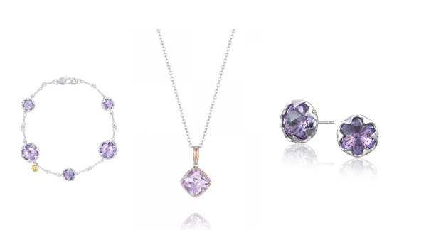 amethyst jewelry at barons jewelers