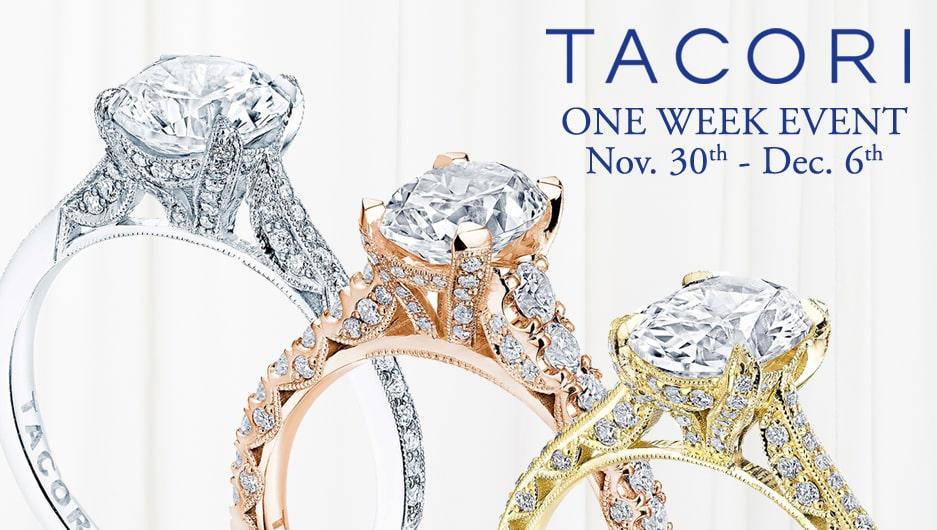 Tacori One Week Event
