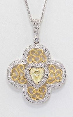 Yellow Diamond Pendants's image